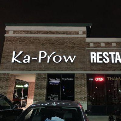 Ka-Prow Thai and Sushi Bistro